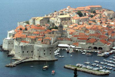 Dubrovnik Rafailovici Crna Gora